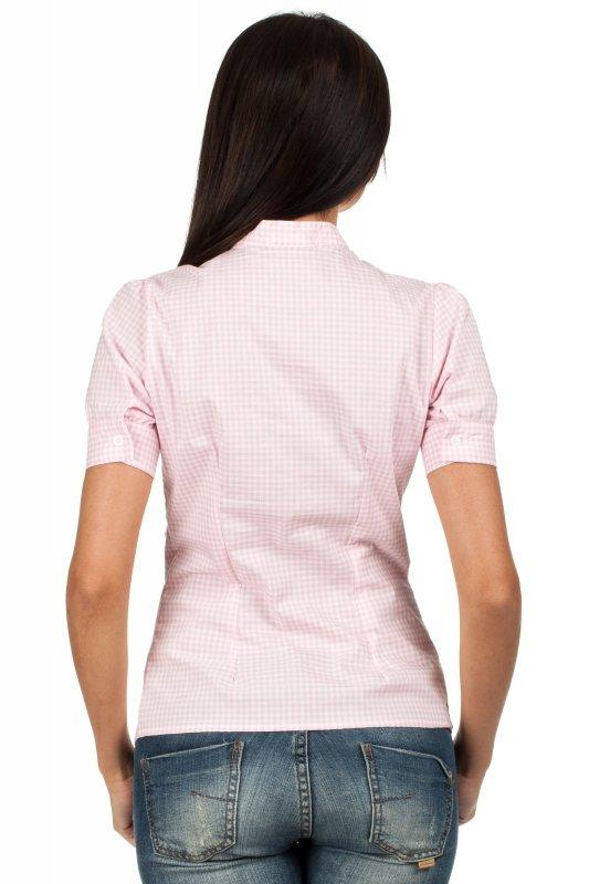 Koszula Damska Model MOE088 Pink