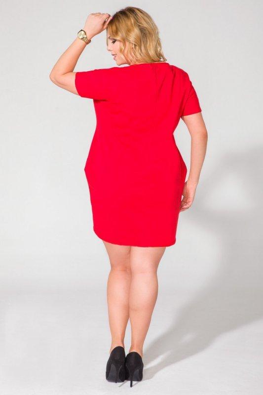 Sukienka Model T130 Red