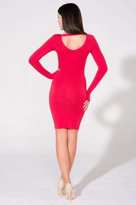 Sukienka Model T140 Red
