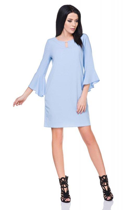Sukienka Model T173 Sky Blue