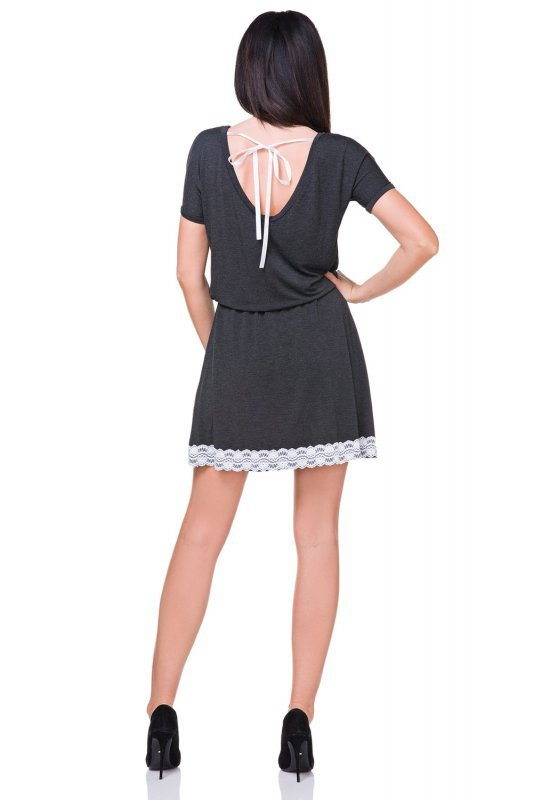 Sukienka Model T171 Dark Grey