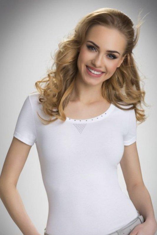Bluzka Model Greta White