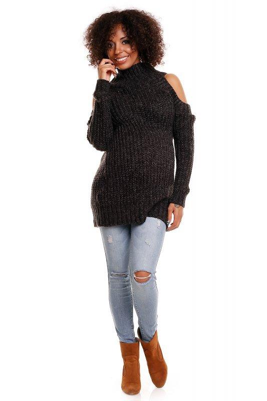 Sweter model 30040C Black