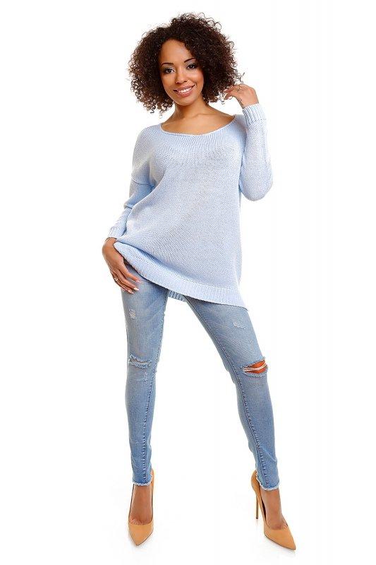 Sweter model 30045 Sky Blue