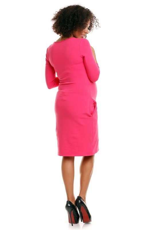 Sukienka model 1445 Amaranth