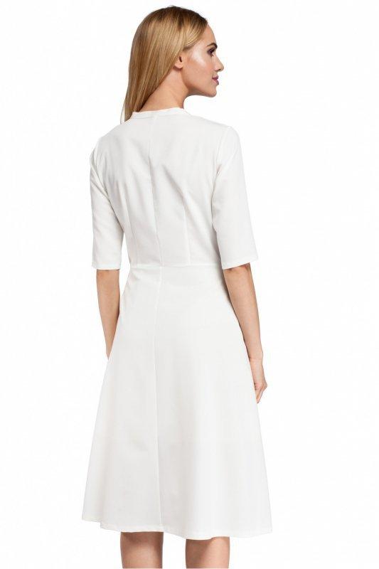 Sukienka Model MOE298 Ecru