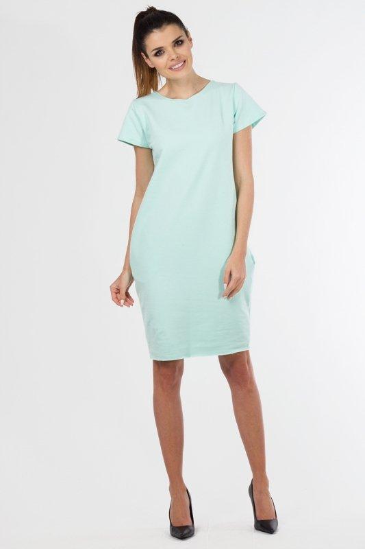 Sukienka-dzienna-PLUS-SIZE-40-54-dzianina-dresowa-MIETOWA-D-021-duze-rozmiary