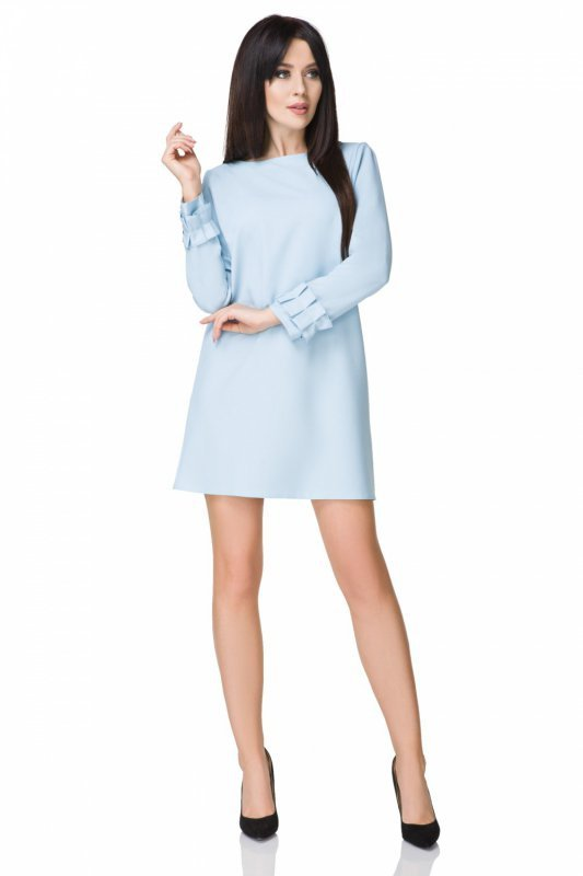 Sukienka model T196/4 Light Blue
