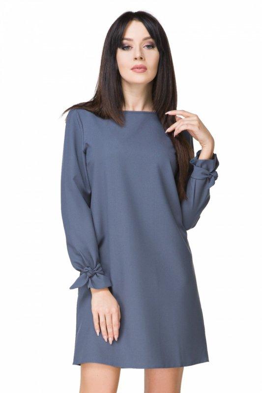 Sukienka model T194/1 Dirty Blue