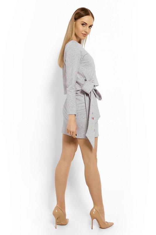 Sukienka Model 1624 Light Grey