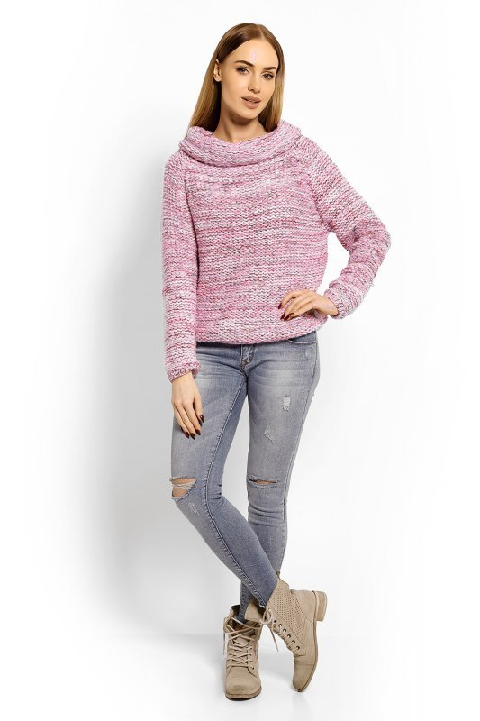 Sweter Damski Model 60001 Pink