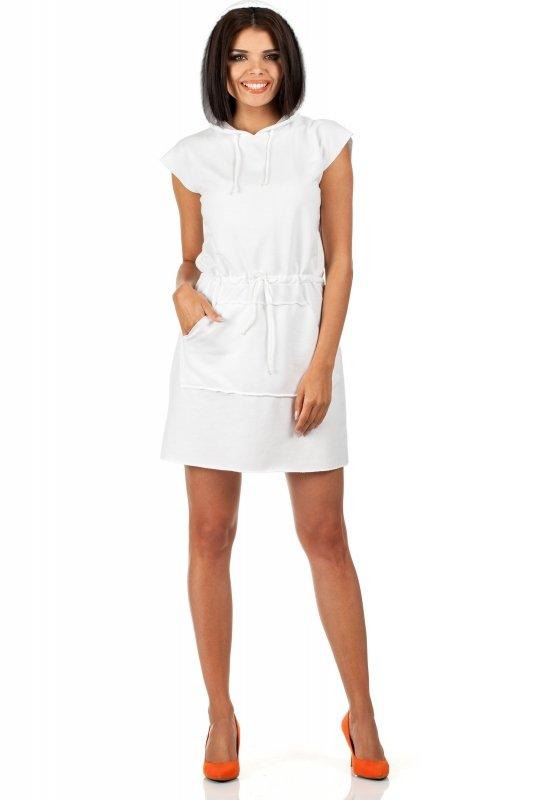 Sukienka Model MOE101 White