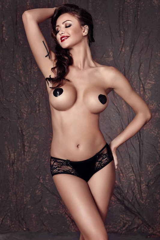 Figi Model Carol Black