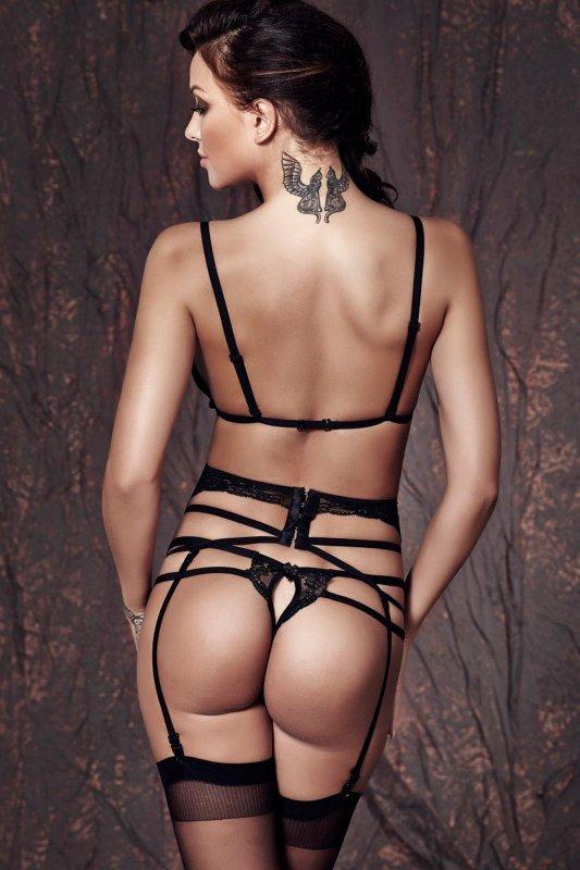 Komplet Model Sapphira Black