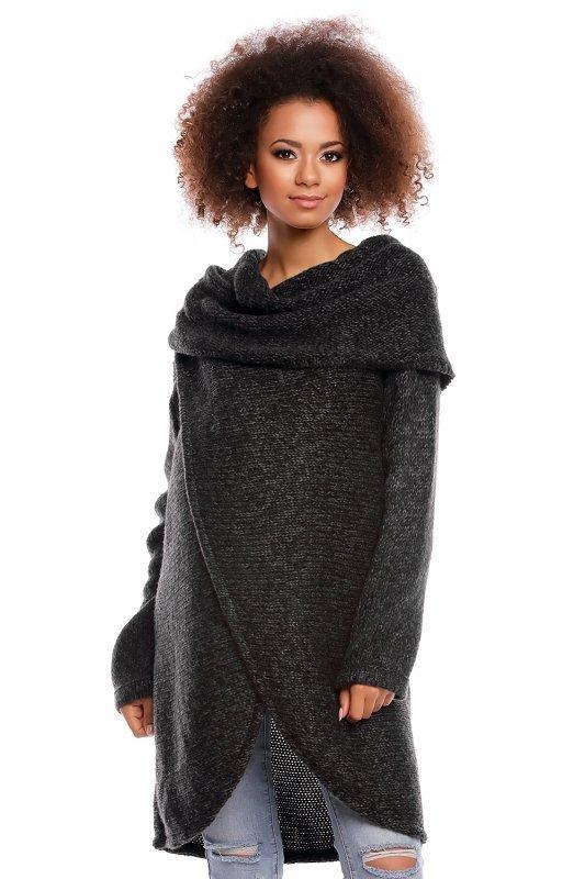 Sweter model 30051C Black