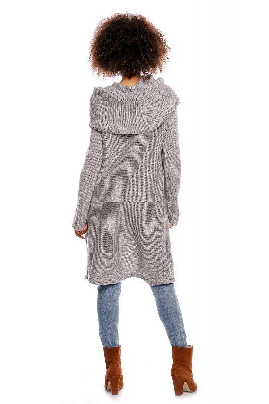 Sweter model 30051 Light Gray