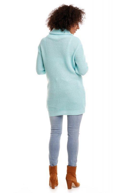 Sweter model 30044C Ice Mint