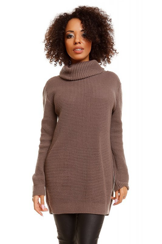 Sweter model 30044 Cappuccino