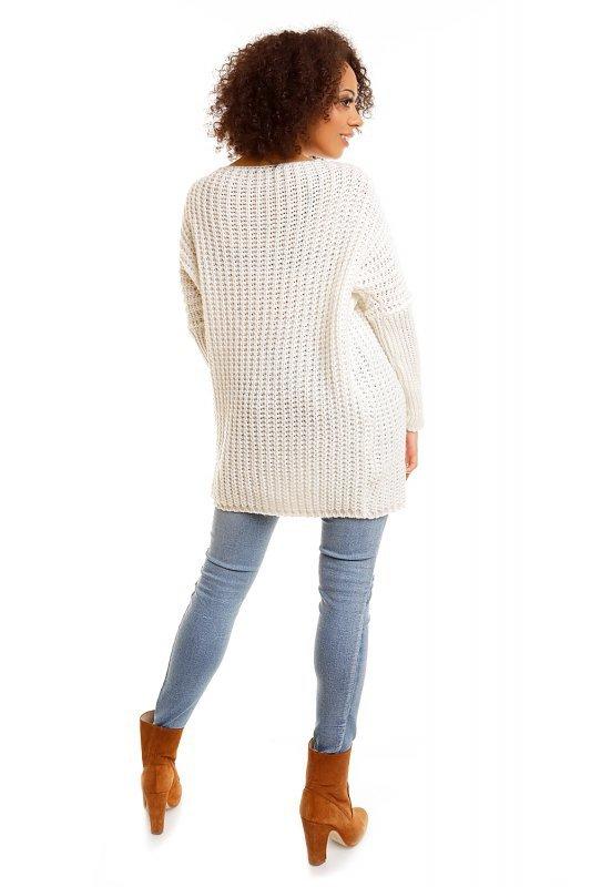 Sweter model 30043 Ecru