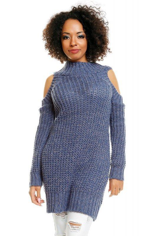 Sweter model 30040 Jeans
