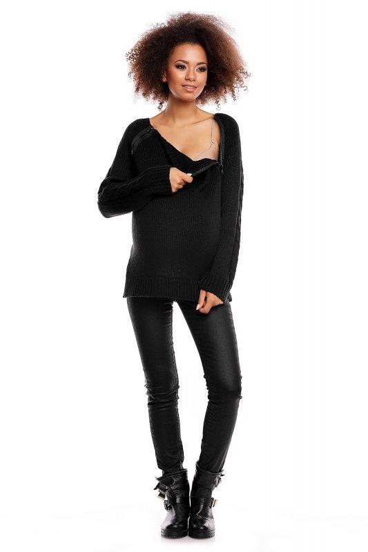 Sweter model 30050C Black