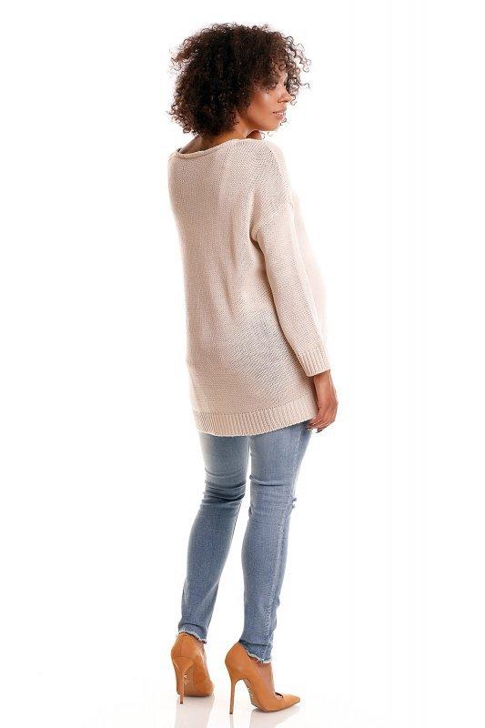 Sweter model 30045C Beige