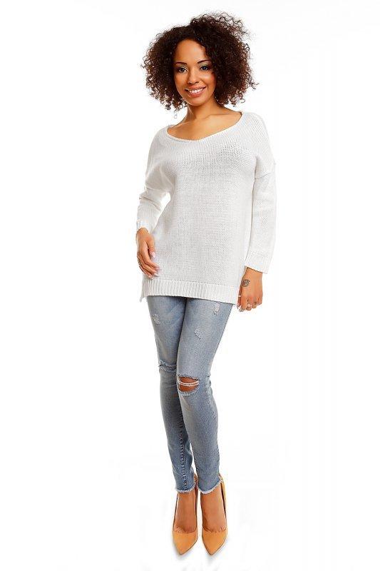 Sweter model 30045 White