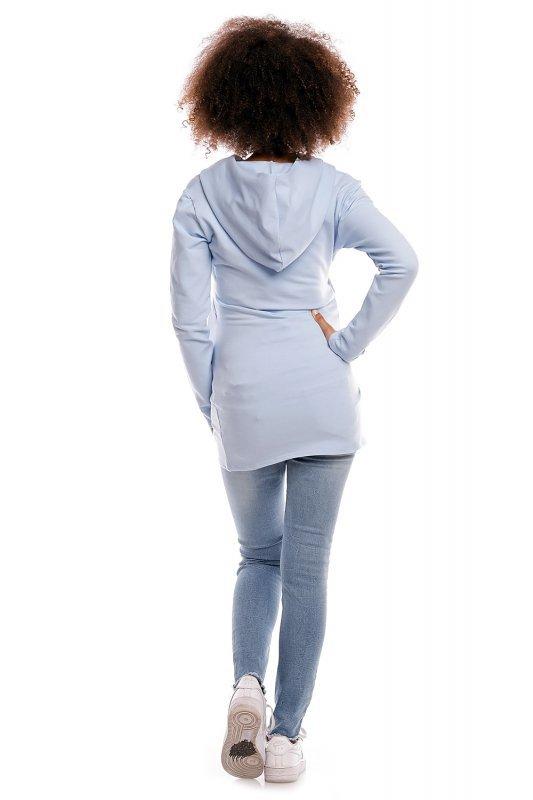 Bluza model 1473 Sky Blue