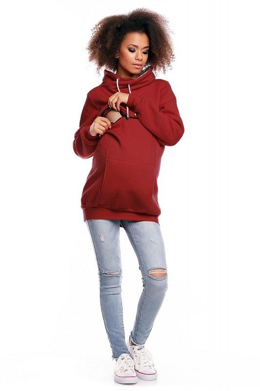 Bluza model 1479 Crimson