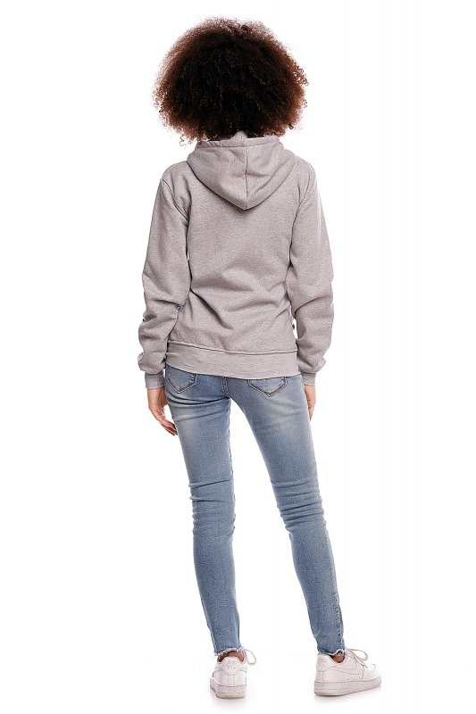 Bluza model 1478 Light Gray