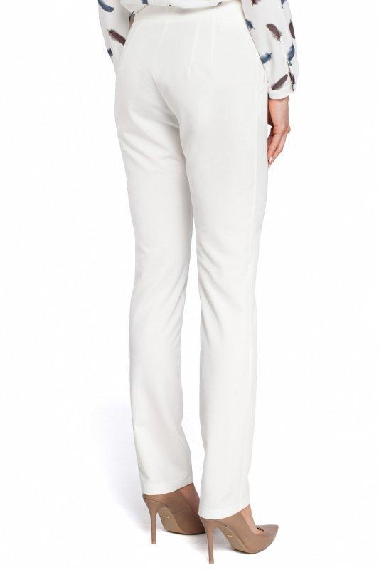 Spodnie-damskie-Model-MOE303-Ecru-tyl