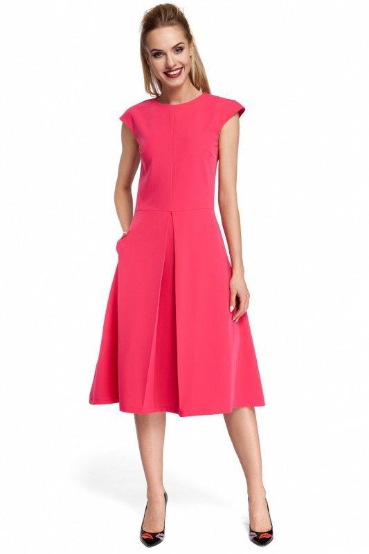Sukienka Model MOE296 Pink