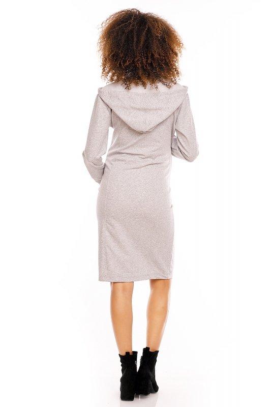 Sukienka model 1580 Light Gray