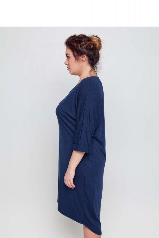 sukienka-dzienna-xl-xxl-tunika-oversize-TR1699-Blue-sukienka-plus-size-XXL-duze-rozmiary-online-bok