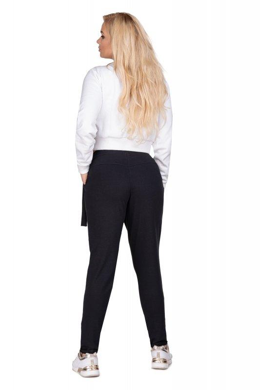 spodnie kopertowe baggy