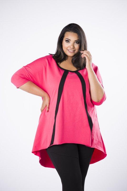 Dres-damski-plus-size-bawełniany-IZA-bluza-spodnie-dla-puszystych-xl-xxl-roz-tyl