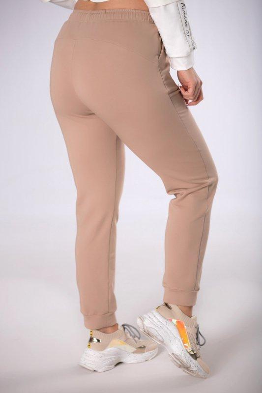 Spodnie dresowe JOGEER ze ściągaczem