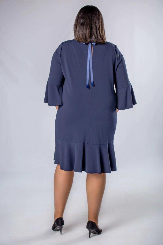 Sukienka trapezowa NEWADA