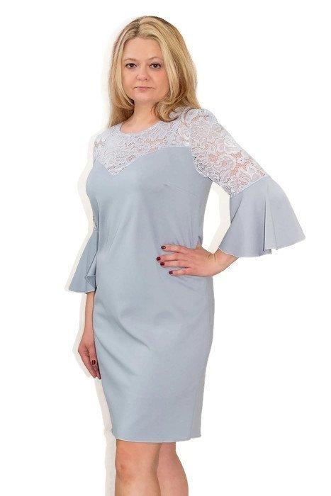 Elegancka-sukienka-XL-XXL-40-60-dla-puszystych-na-wesele-PAOLA-duze-rozmiary-poprawiny-szara-popiel-koronka