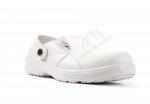 Sandał biały BARI