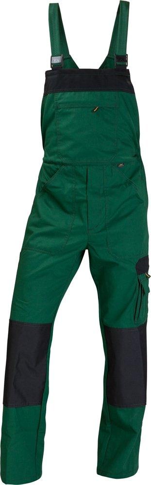 Spodnie Orgodniczki Work - kolor zielony