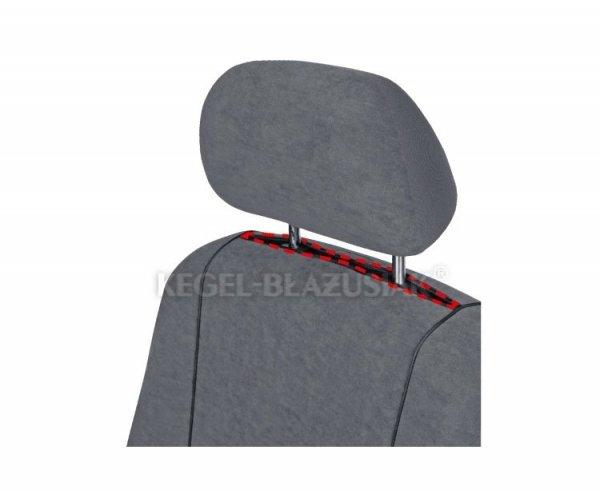 Pokrowce na przednie fotele ELEGANCE rozm. L