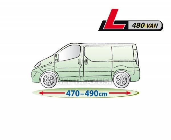 Mobil Garage - plandeki na samochody dostawcze