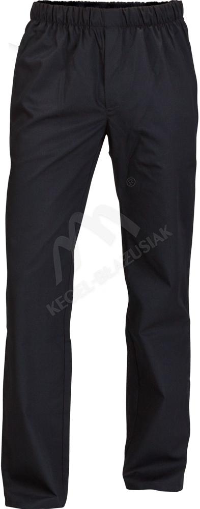 Spodnie Kucharskie czarne