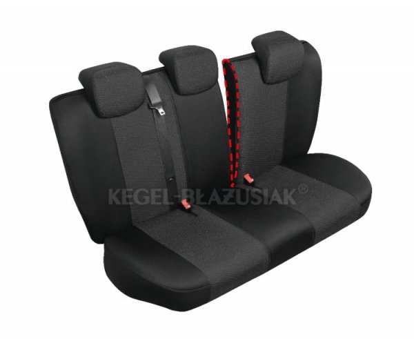 Pokrowiec ARES Super Air Bag Back rozm M-L