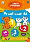 Kolorowanka z naklejkami ZABAWY Z... Seria 8 książeczek 3+ (43348)