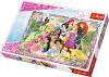 TREFL Puzzle 260 el. Spotkanie księżniczek (13242)