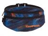 Saszetka na pas torba nerka COOLPACK MADISON w niebiesko - pomarańczowe wzory, TIRE TRACKS 757 (73424)