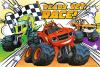 TREFL Puzzle 100 el. Blaze i Mega Maszyny, Gotowi na wyścig (16301)