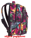 Plecak CoolPack STRIKE w kolorowe zygzaki, BOHO ELECTRA 781 (74247)